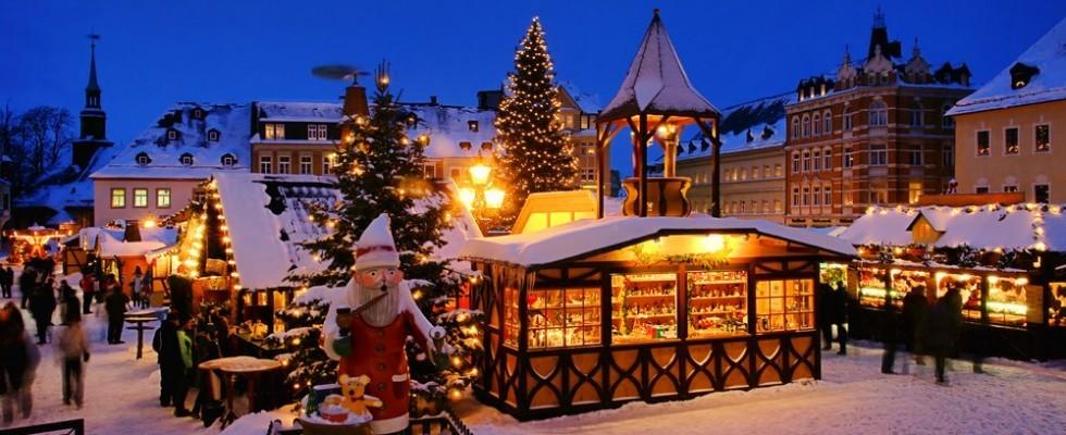 Street food natalizio: i mercatini