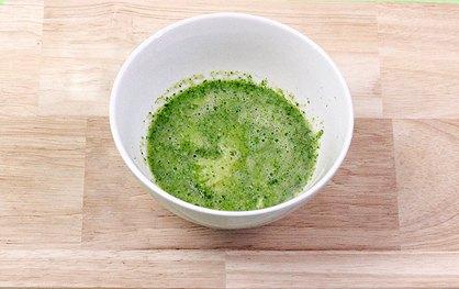 I broccoli frullati