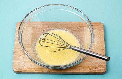 L'impasto dei pancake