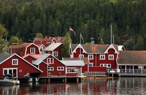 Immagine della città di Svezia