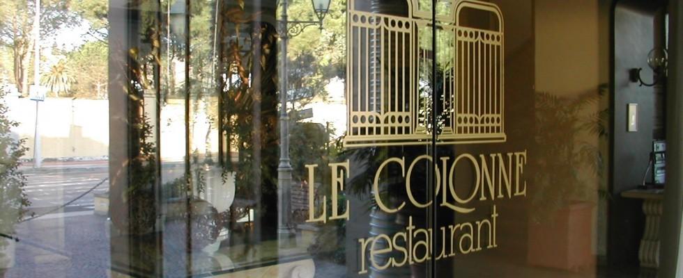 Le Colonne, Caserta