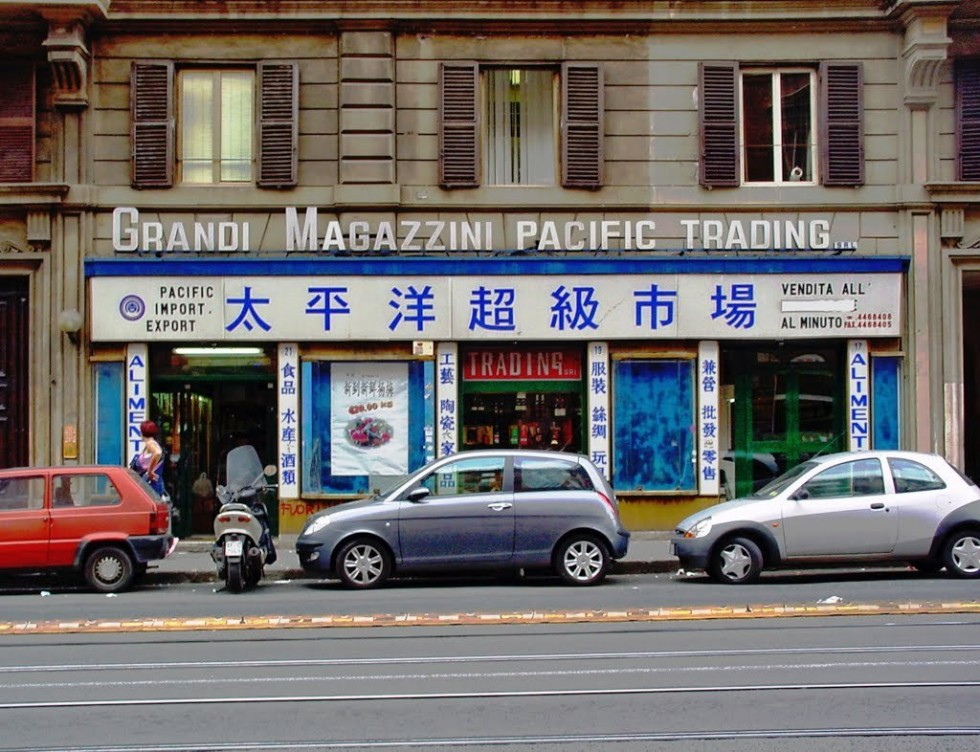 Pacific Trading, Roma