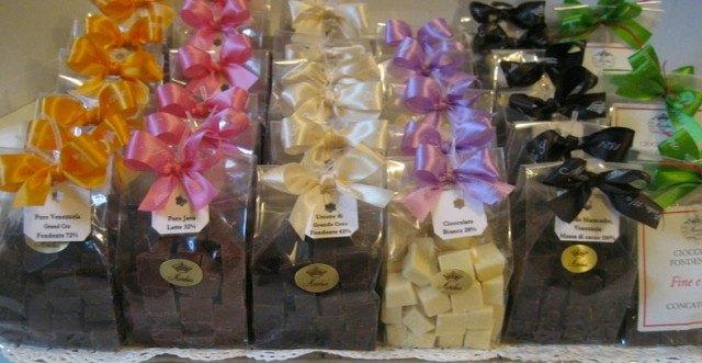 Cioccolato Marchesi Milano