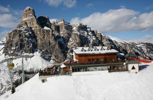 Snowfood: l'Alta Badia in 5 rifugi