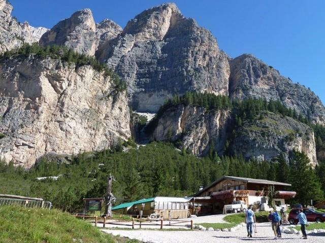 Rifugio Capanna Alpino
