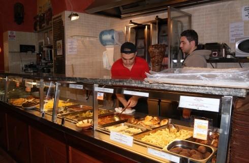 Shawarma Station, Roma