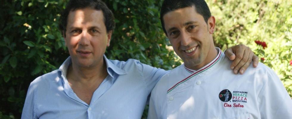 Apre a Napoli la nuova pizzeria di Ciro Salvo: 50 Kalò