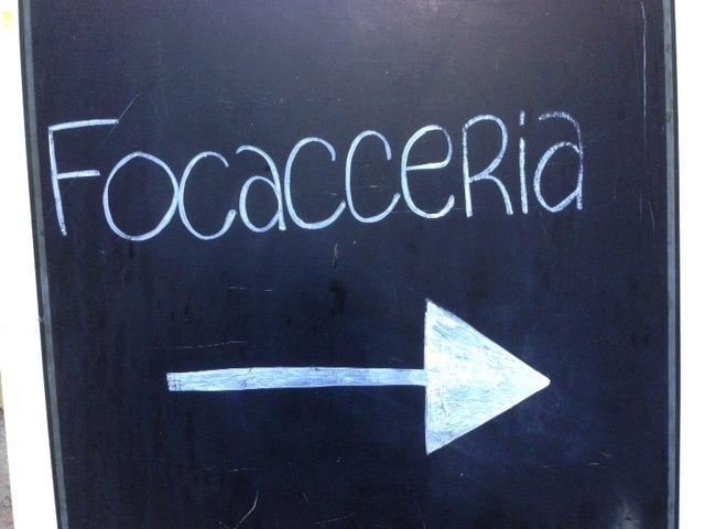 Focacceria