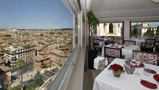 Imago Hotel Hassler Villa Medici-Roma