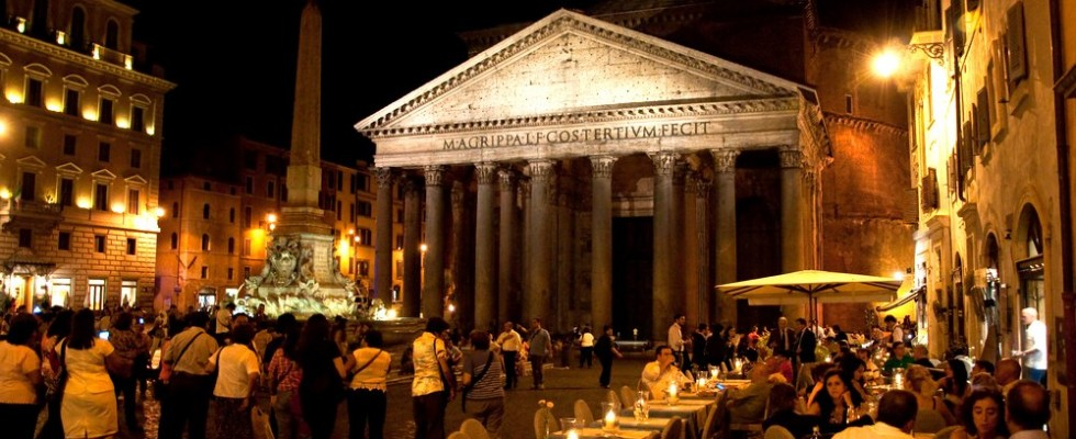 Dove mangiare tardi e bene a Roma: indirizzi consigliati
