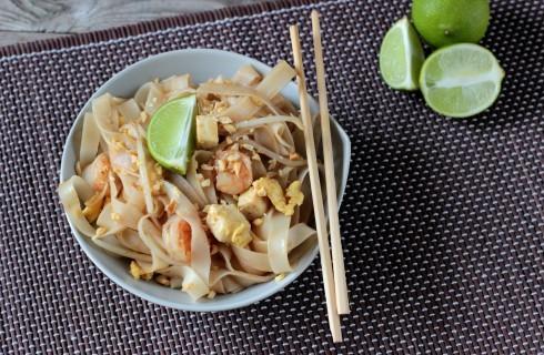 Ricetta del Pad Thai