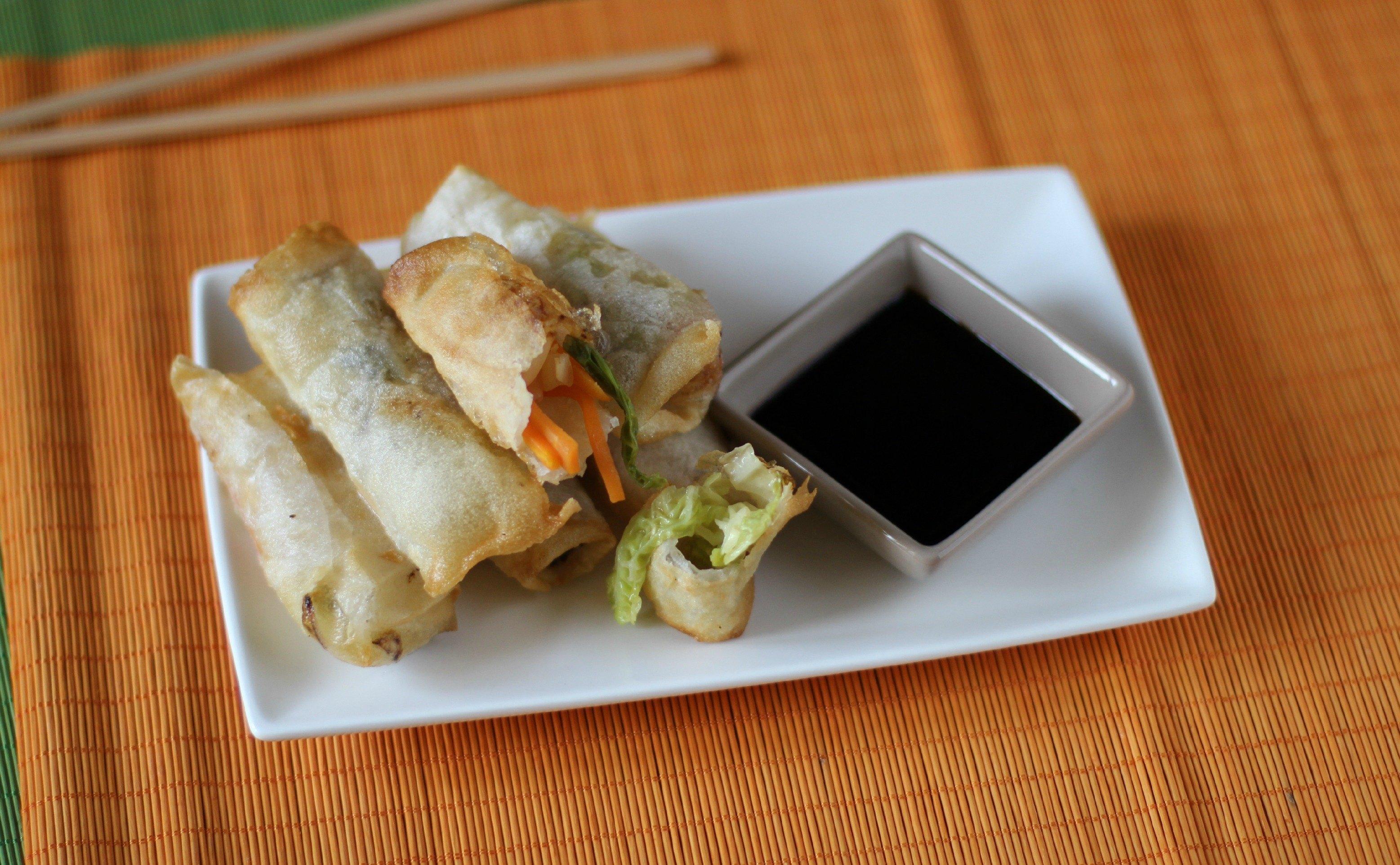 Involtini Primavera: la cucina cinese a casa | Agrodolce