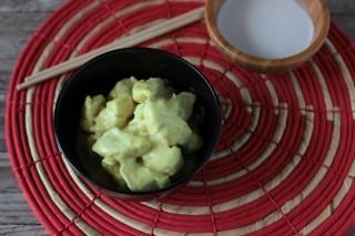 Petto di pollo al latte di cocco