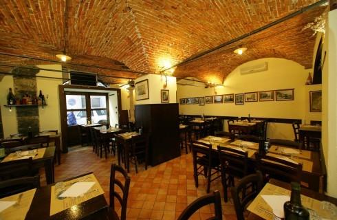 Antica Osteria di Vico Palla, Genova