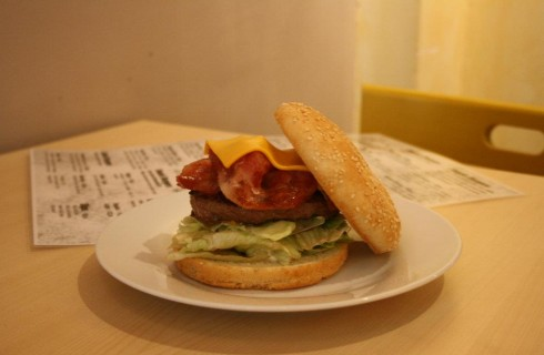 Burger Wave, Milano