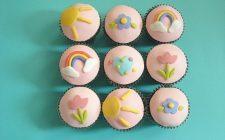Ecco i cupcakes decorati per i bambini facili da realizzare
