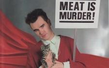 Morrissey: mangiare carne = pedofilia?