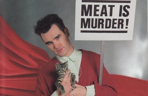Morrissey, ma davvero mangiare carne è come essere pedofili?