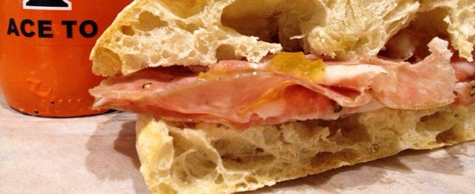 Dedicato ad Agrodolce: un panino di 'Ino