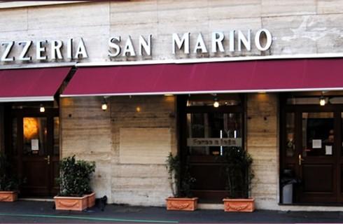 San Marino, Roma