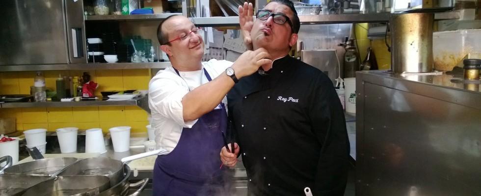 Ciccio Sultano: il cuoco Barock