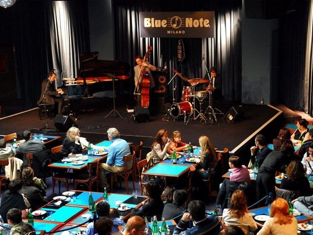 Blue Note Brunch