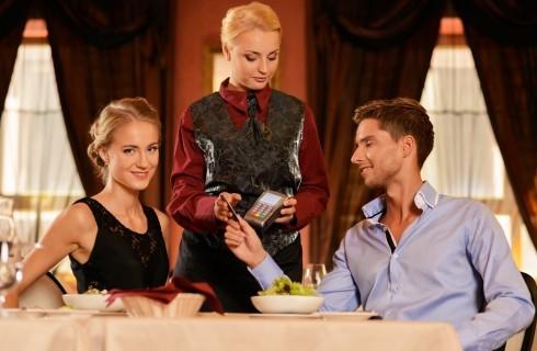 Conto al ristorante