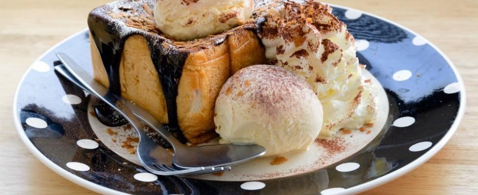 I 10 migliori dolci caldi con il gelato