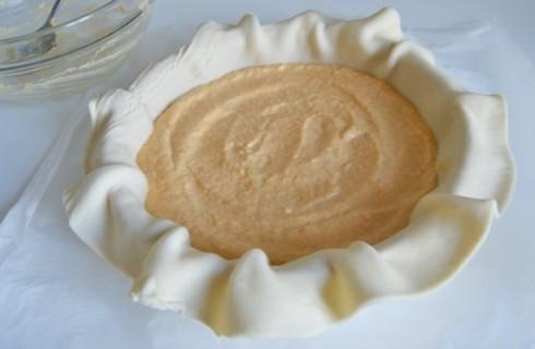 La farcia della torta di zucca
