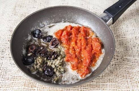 La salsa della puttanesca