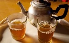 Tè arabo alla menta