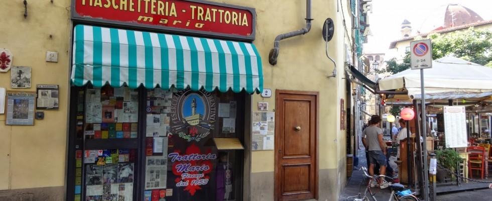 Trattoria Mario, Firenze
