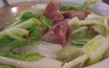 La zuppa di verza alla veneta, la ricetta veloce
