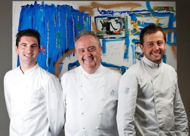 Fabio Pisani, Aimo Moroni, Alessandro Negrini