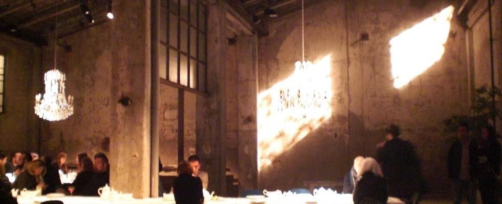 Visita al nuovo locale di Carlo Cracco a Milano