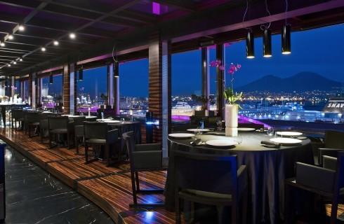 I migliori ristoranti in hotel, Campania edition