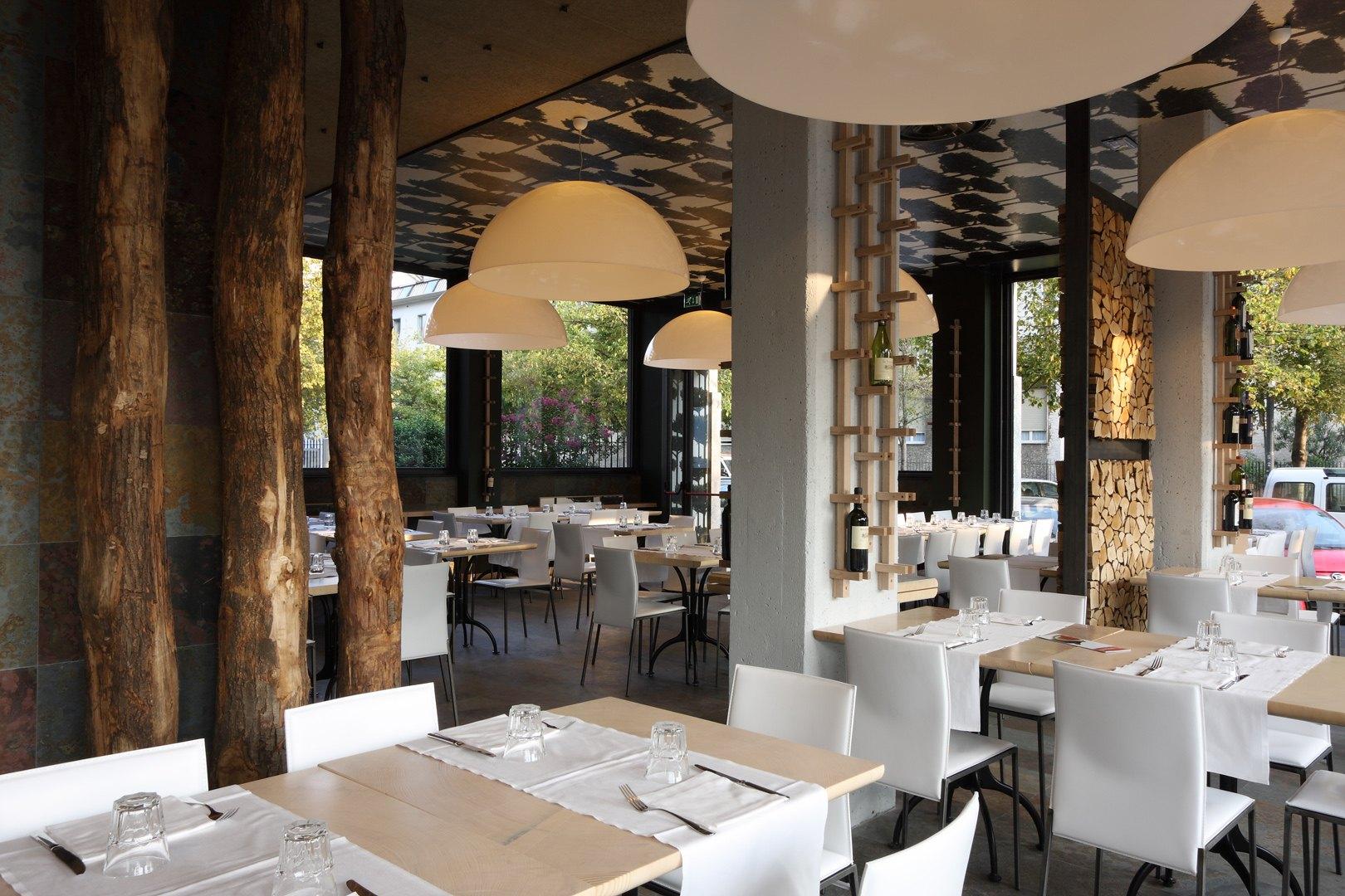 Grani e braci milano gallerie agrodolce for Ristoranti di design