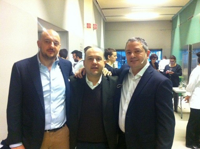 Peppe Palmieri, Alessandro Pipero, Marco Reitano