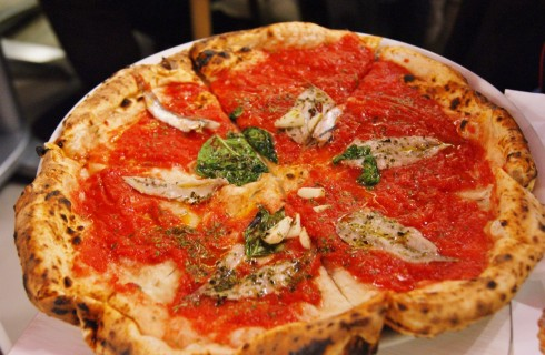 Le 10 migliori pizzerie campane