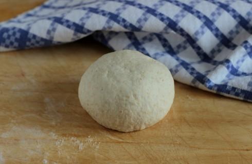 L'impasto del Chapati