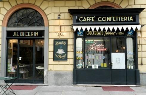 Al Bicerin a Torino: 250 anni e non sentirli