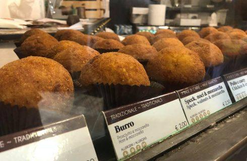 I 10 migliori arancini di riso di Palermo