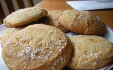 Biscotti all'arancia e cannella con il Bimby da servire con il the