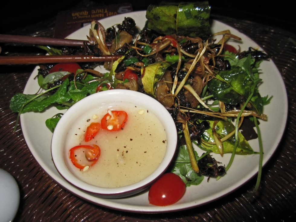 Per stomaci forti: insetti da mangiare - Foto 7