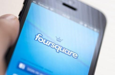 20.000 ristoranti USA su FourSquare