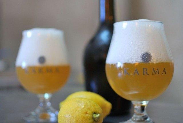 lemon ale