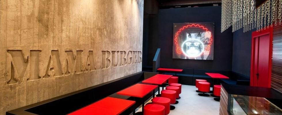 Mama Burger, Milano