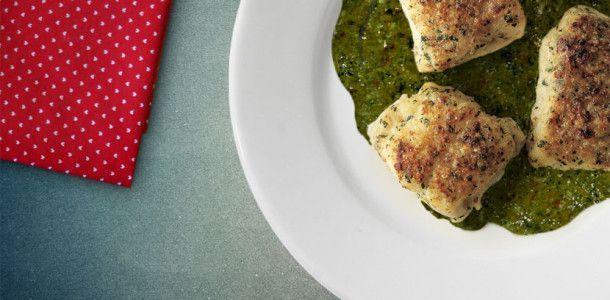 Merluzzo al verde, la ricetta piemontese presentata a Masterchef