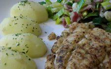 Il merluzzo in bianco con patate, ecco il secondo leggero