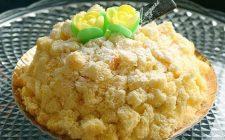 La torta mimosa con la ricetta di Benedetta Parodi per la Festa delle donne